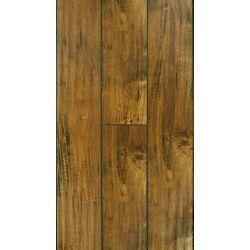 Power Dekor 12mm+2mm Brass Maple Laminate Flooring (17.26 sq. ft. / case)