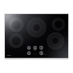 30 Inch Smooth Surface Electric Cooktop - NZ30K6330RS