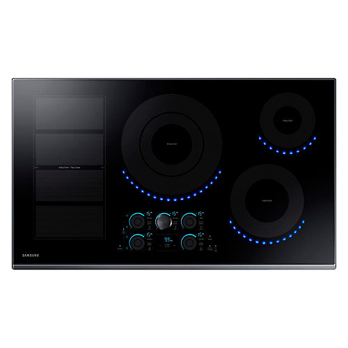 36 Inch Induction Cooktop - NZ36K7880UG