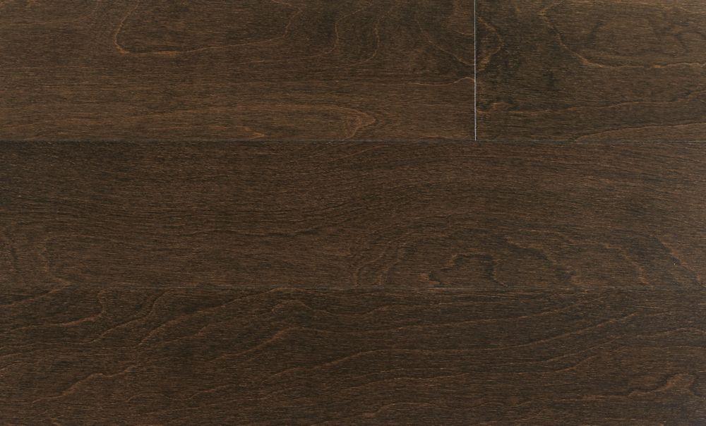 4-7/8 Inch Espresso Birch Click Engineered - (25.83 Sq.Feet/Case)