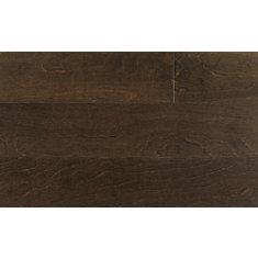 Espresso Birch 4 7/8-inch W Click Engineered Hardwood Flooring (25.83 sq. ft. / case)