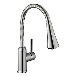 GLACIER BAY Pull-down Laundry Faucet
