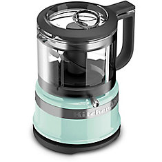 3.5 Cup Mini Food Processor in Ice