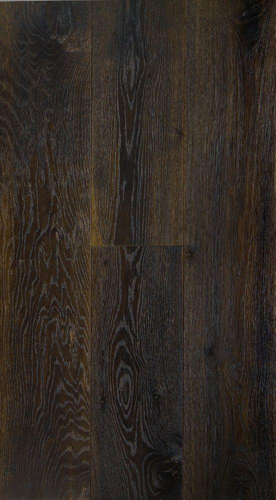 Power Dekor Bistre Oak 7 1/2-inch W Engineered Hardwood Flooring (23.31 sq. ft. / case)