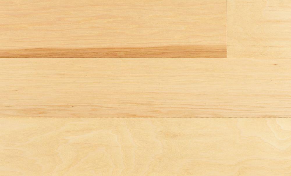 """4-7/8"""" Hickory Naturel Clic Ingénierie - (25.83 pi. carré par caisse)"""