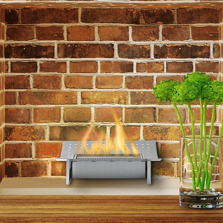 Insert Bio Ethanol Indoor/Outdoor Fireplace