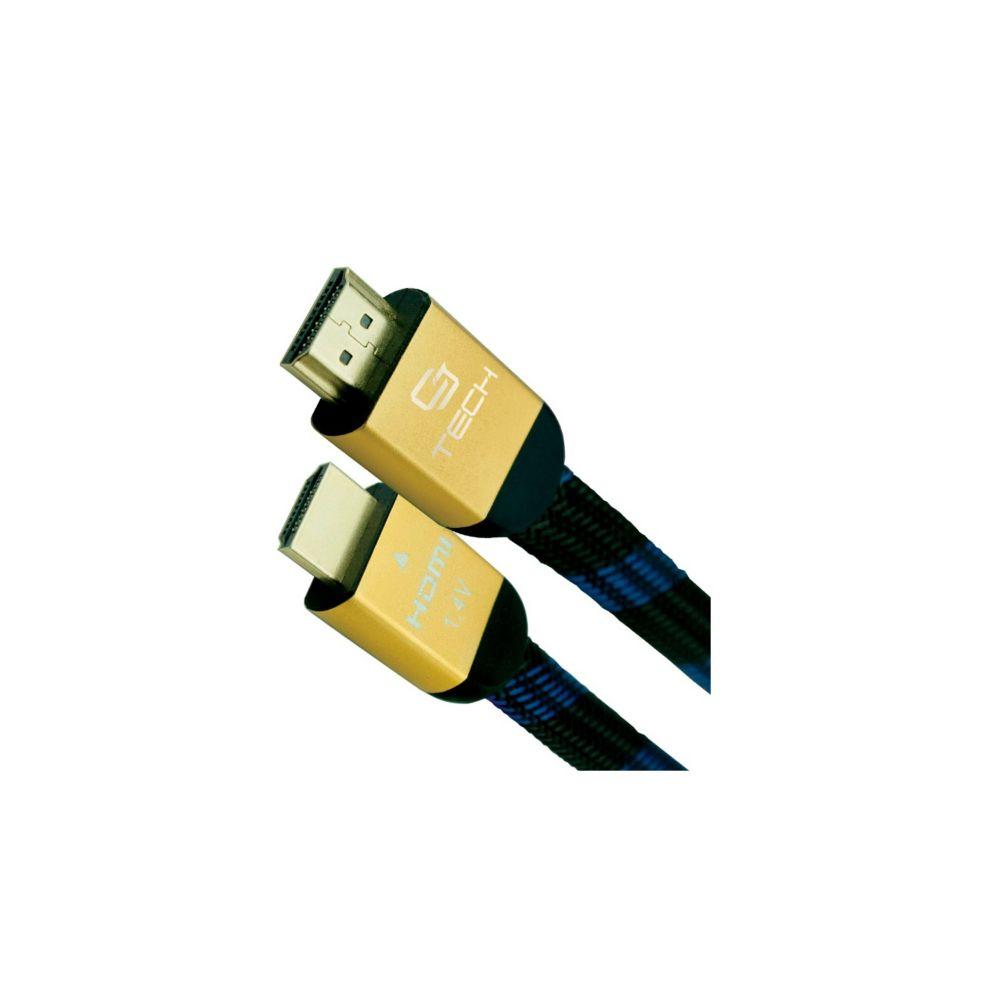 6 Feet  Threaded HDMI Cable W/Ethernet