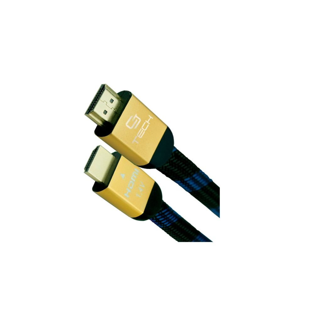 12 Feet  Threaded HDMI Cable W/Ethernet