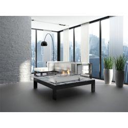 Eco-Feu Vision I Free-Standing Fireplace