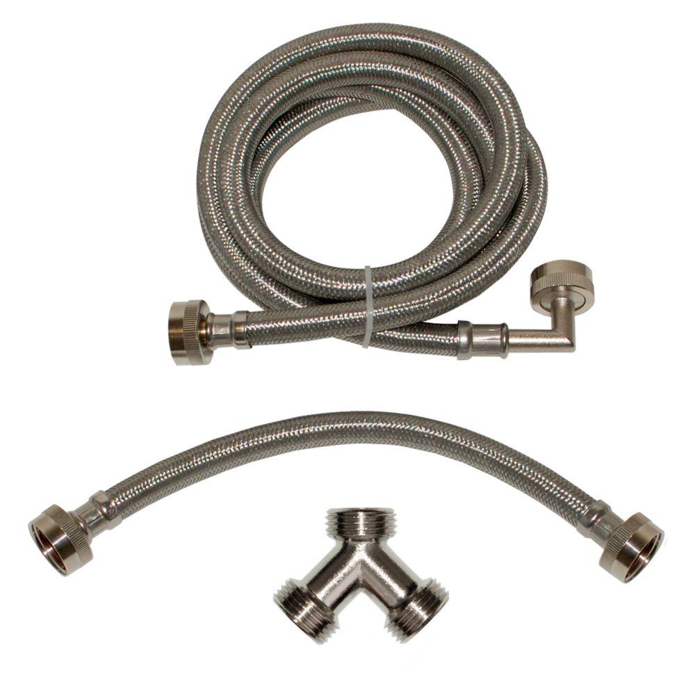 Eastman Stainless Steel Steam Dryer Installation Kit