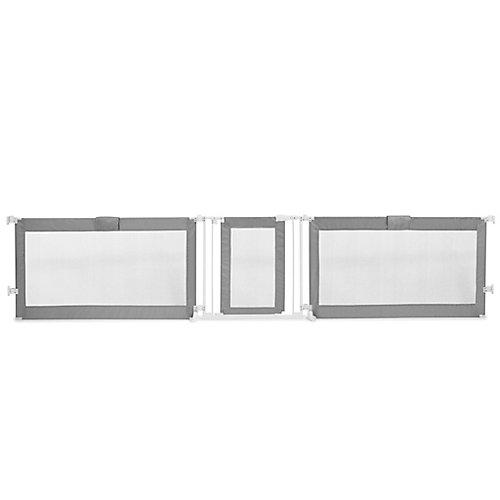 Custom Fit Gate Grey