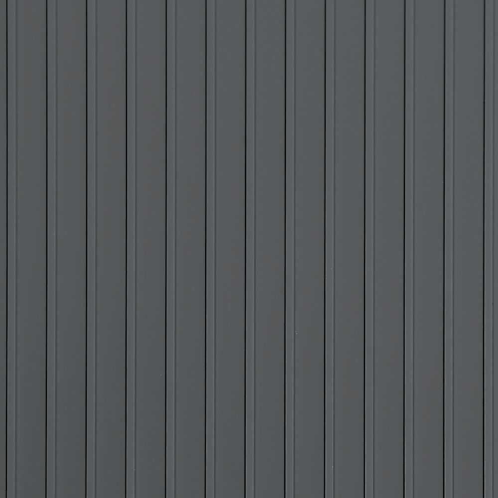 7,5 x 17pi � Revêtement protecteur nervuré G-Floor de qualité standard, gris