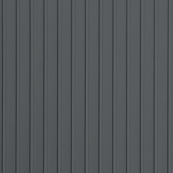 G-Floor Revêtement protecteur nervuré de qualité standard, 7,5 x 17pi , gris