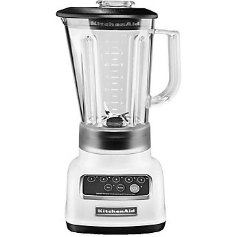 KitchenAid 5-Speed Clic Blender in White | The Home Depot Canada on kitchen aid fan, kitchen aid freezer, kitchen aid coffee maker, kitchen aid grinder, kitchen aid oven, kitchen aid cooktop, kitchen aid cooker, kitchen aid can opener, kitchen aid colander, kitchen aid valves, kitchen aid toaster, kitchen aid stove, kitchen aid blender, kitchen aid measuring spoons, kitchen aid juicer, kitchen aid scraper, kitchen aid food, kitchen aid kettle, kitchen aid chopper, kitchen aid cookware,
