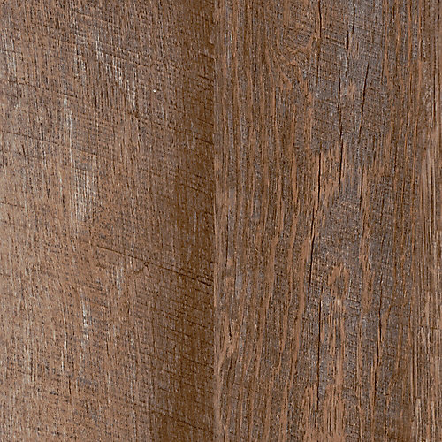 Locking Rustic Hickory 7.5-inch x 47.6-inch 2-Strip Luxury Vinyl Plank Flooring (19.8 sq. ft./Case)