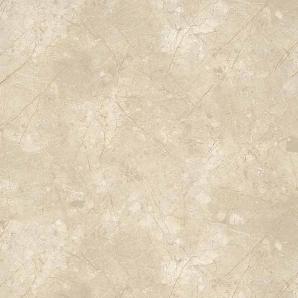 Plancher de carreaux de vinyle de 12 po x 12 po en marbre beige alpin à jointoyer Ceramica (29 pi2 / caisse)