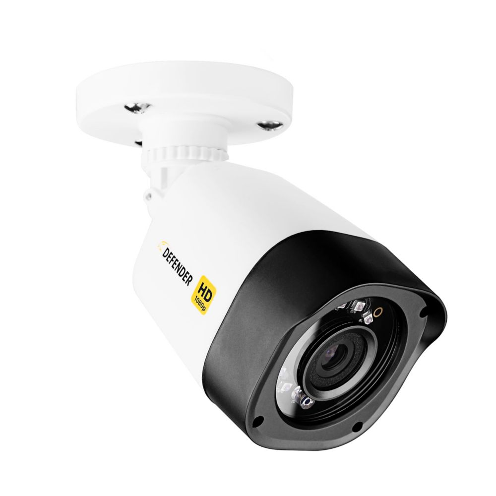 HD 1080p Indoor/Outdoor Long Range Night Vision Bullet Security Camera
