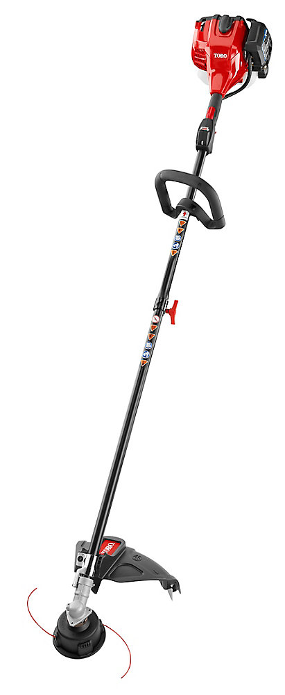 18-Inch 2-Cycle Straight Shaft Gas String Trimmer