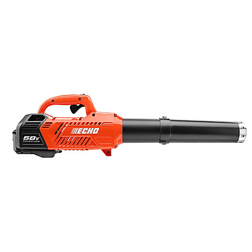 58-Volt Lithium-Ion Brushless Cordless Blower with 2.0 Ah Battery and Charger