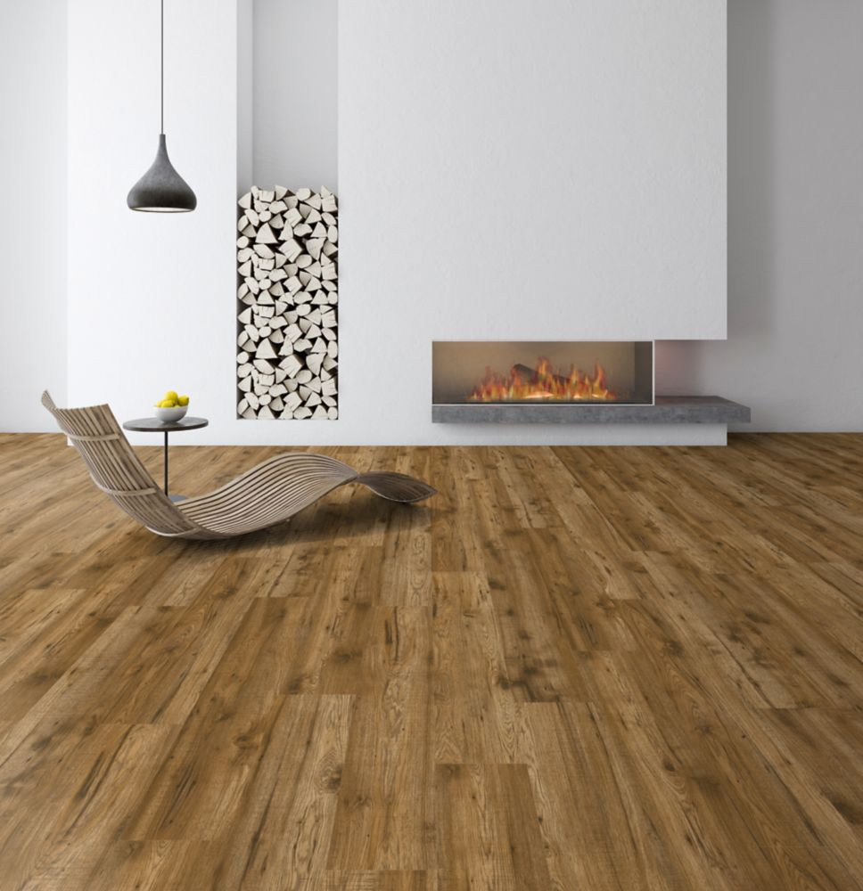 Home Decorators Collection 12mm Truswell Hickory Flooring (16.57 sq.ft. / case)
