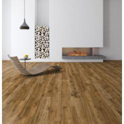 Home Decorators Collection Revêtement de sol en stratifié,Caryer Truswell,12+2mm x 6,26-po x 54,45-po, 16,57 pi²/boîte