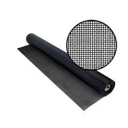 Phifer TuffScreen No-See-Um 60 Inchx100 Feet Black