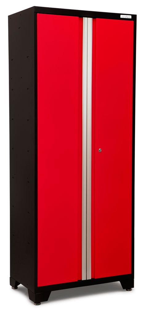 NewAge Products Bold 3.0 Series 30 Inch Locker Red