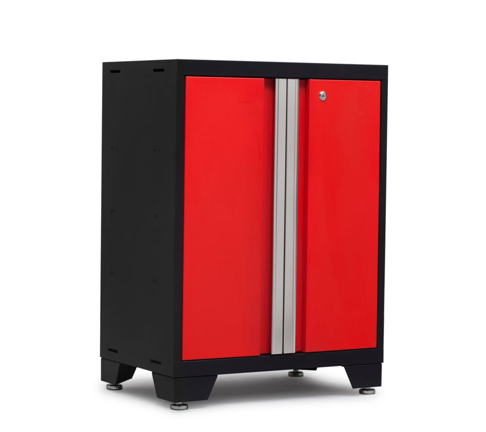 NewAge Products Bold 3.0 Series Base Cabinet Red