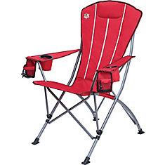 Folding Muskoka Chair in Red