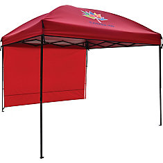 9 ft. x 9 ft. Gazebo with Sun Wall