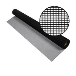 Phifer Aluminum Screen Black 72 Inch x 100 Feet