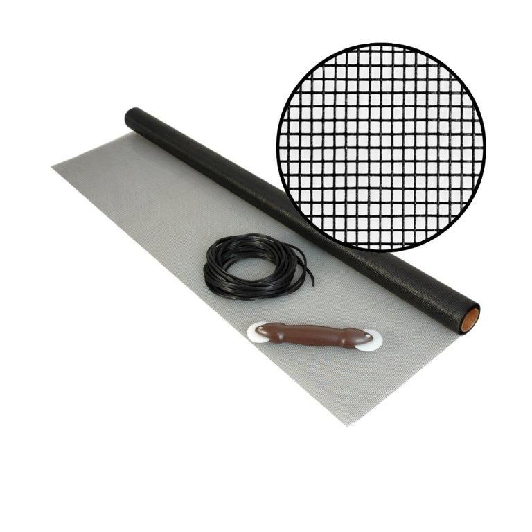 Phifer BetterVue Black Kit Single Roll 36 Inch x25 Feet