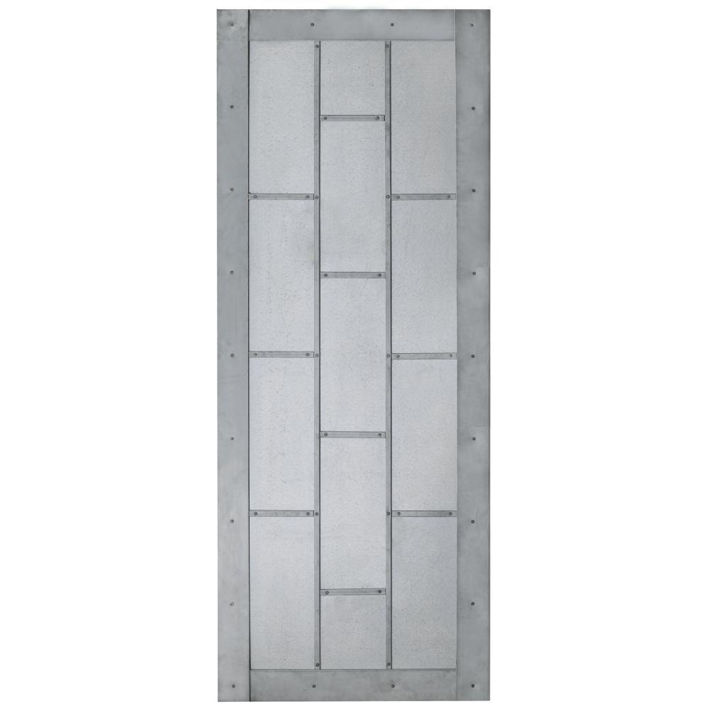 Colonial Elegance Steel Industrial Door Fire Wall Style 1 Inch  X 33 X 84 Inch