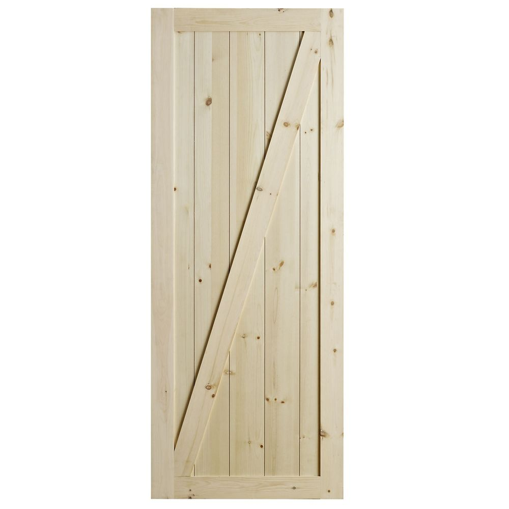 Interior doors the home depot canada for Porte 18 pouces