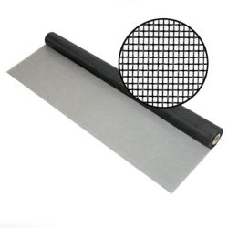 Phifer Fiberglass Screen 18x14 mesh Charcoal 96 Inch X50 Feet