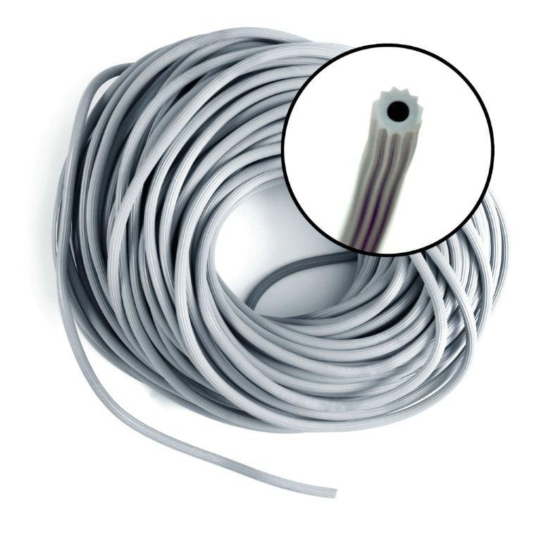 Spline Grey .125 Inch x100 Feet