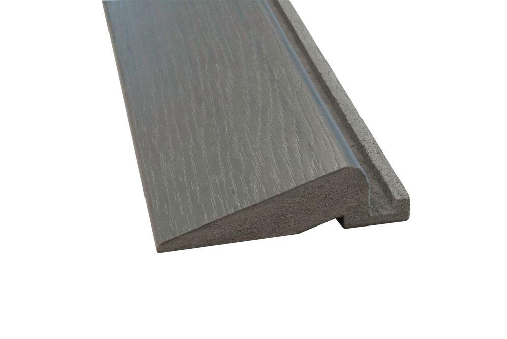 Deck Tile Transition Piece Grey (4pc/pack)