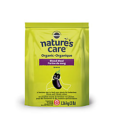 Nature's Care 1.36kg Organic Blood Meal