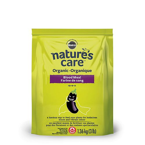 Miracle-Gro Nature's Care 1.36kg Organic Blood Meal