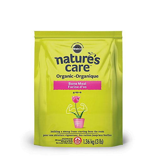 Farine d'os organique Nature's Care, 1,36 kg