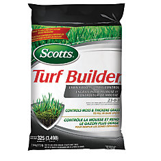 Turf Builder Lawn Food And Moss Control 23-0-3