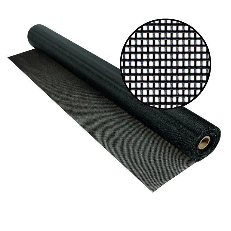 Tuffscreen 84 Inch x100 Feet Black
