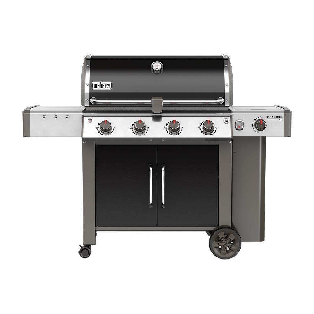 Barbecue au gaz propane GENESIS II LX E-440