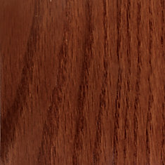 Échantillon - Plancher, bois massif, 3/4 po x 3 1/4 po x longueurs variées, chêne blanc Gunstock