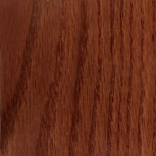 Bruce Échantillon - Plancher, bois massif, 3/4 po x 3 1/4 po x longueurs variées, chêne blanc Gunstock