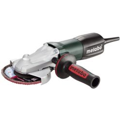 Metabo Wef9-125, 5 Inch Flat Head Angle Grinder