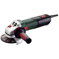 Metabo We15-125q, 5 Inch Angle Grinder