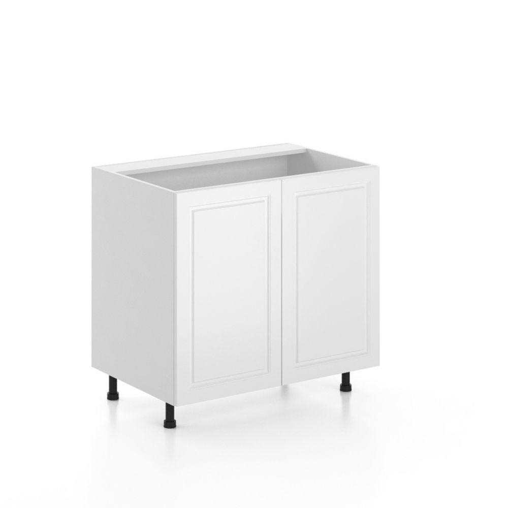 Kitchen Sink Cabinets Home Depot: Assembled 36 Inch Sink Base Cabinet