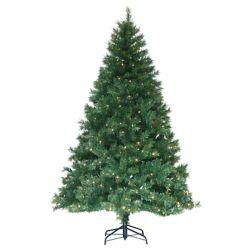 Henryka arbre de Noël Avec les lumières