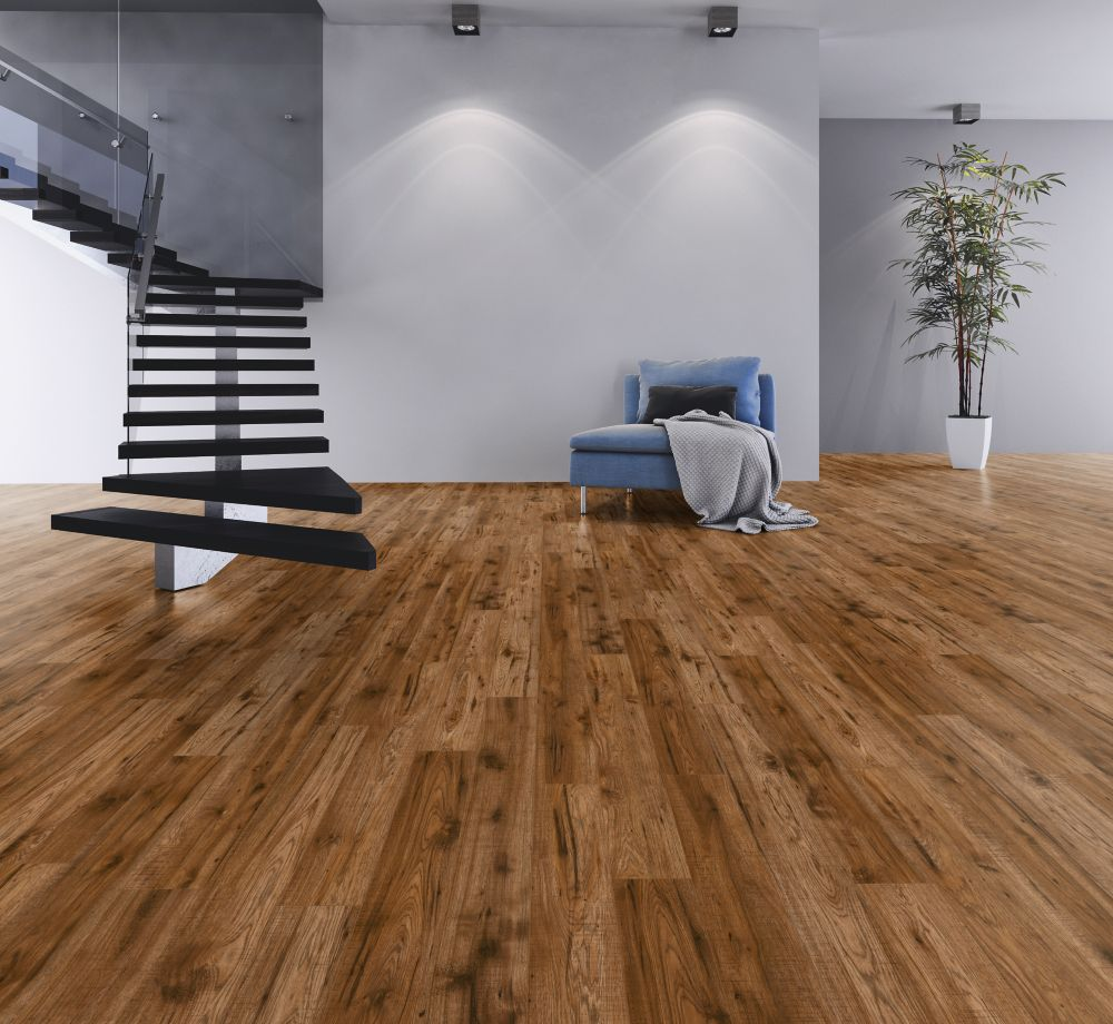 Home Decorators Collection 12mm Goldwyn Hickory Laminate Flooring (16.57 sq. ft. / case)